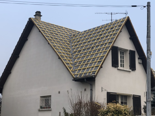 couvreur seine-et-marne - refection toiture - artisan inglese
